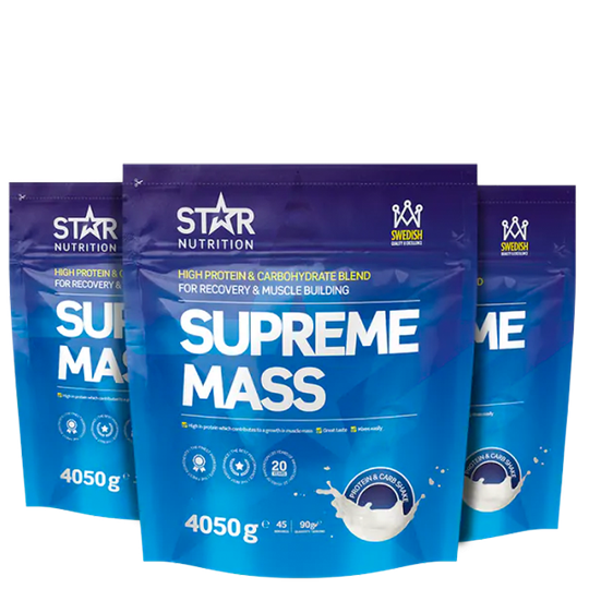 Supreme Mass BIG BUY, 12 kg