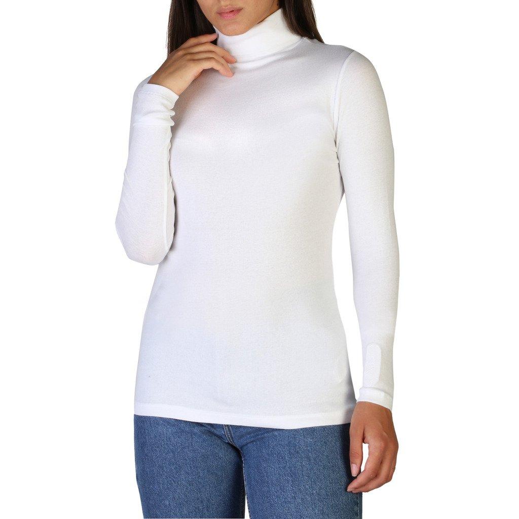 Calvin Klein Women's Sweater White J20J206114 - white S