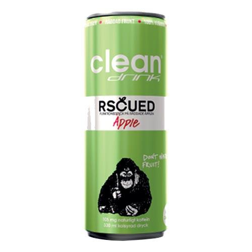 Cleandrink Rscued Äpple - 1-pack