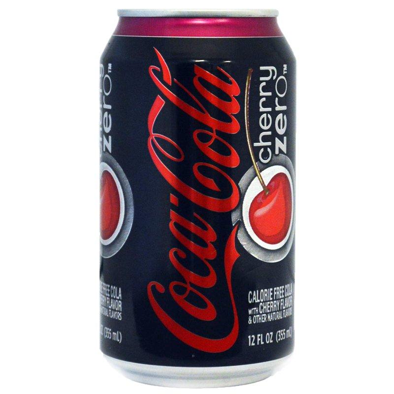 Coca-Cola Zero Cherry - 61% rabatt