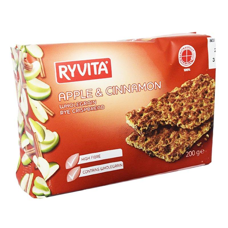 Näkkileipä Omena & Kaneli 200 g - 25% alennus