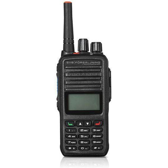 SVB POC T60 Radio GPS/WiFi, näytöllä