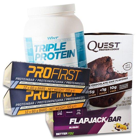 Proteinpaketet - 64% rabatt