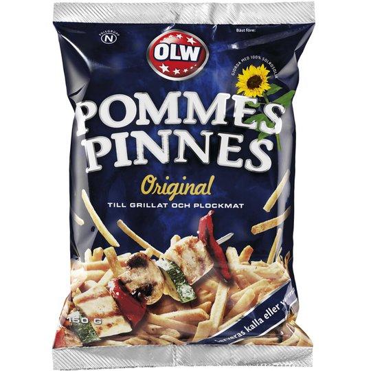 Pommes Pinnes - 19% rabatt