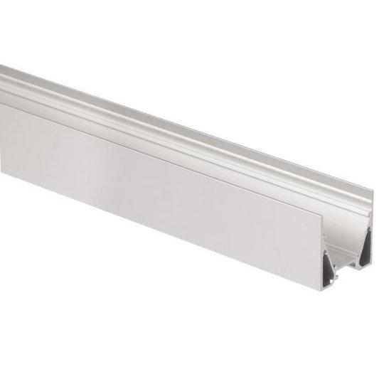 Hide-a-Lite Maxi U Profiili aluminiinia, 2 m