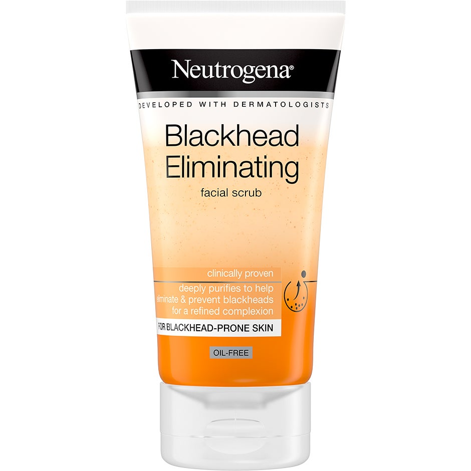 Neutrogena Blackhead EL. Facial Scrub, 150 ml Neutrogena Kuorinta