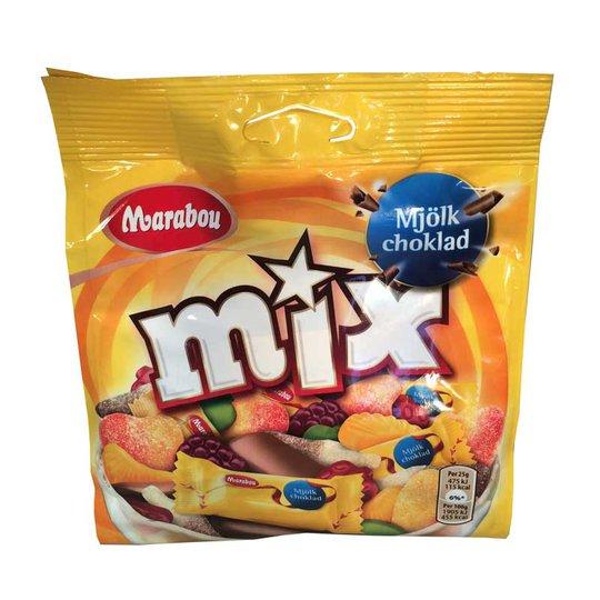Marabou mix Mjölkchoklad - 40% rabatt