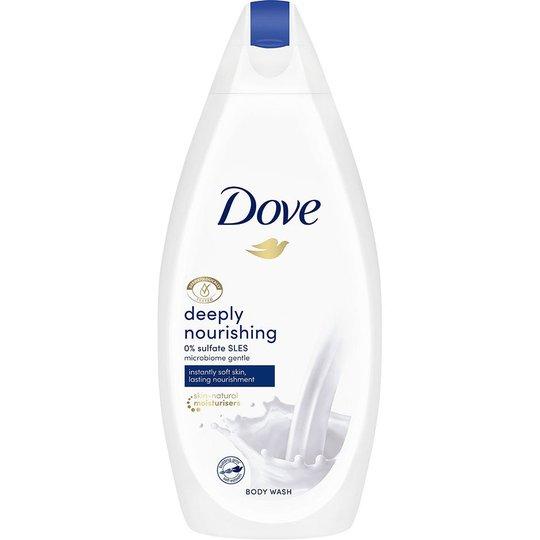 Showergel Deeply Nourishing, 225 ml Dove Suihkugeelit
