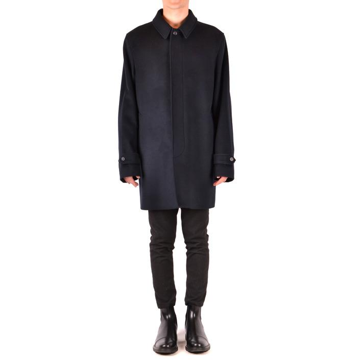 Burberry Men's Coat Blue 167563 - blue 56