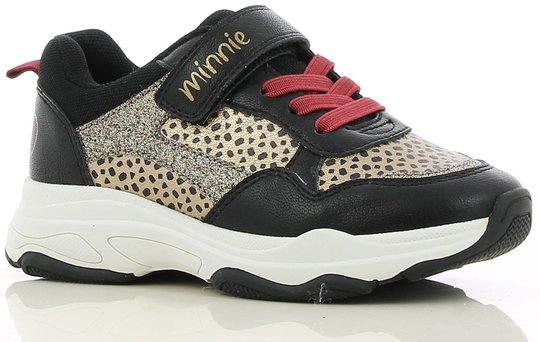 Disney Mikke Mus Sneaker, Black, 25