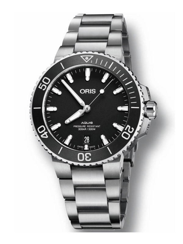 ORIS Aquis Date Brushed 39,5mm 733-7732-4124-07-8-21-05EB