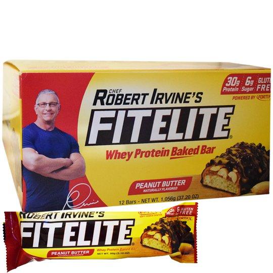 """Hel Låda Proteinbars """"Peanut Butter"""" 12 x 88g - 46% rabatt"""