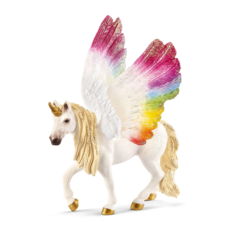 Schleich - Winged Rainbow Unicorn (70576)