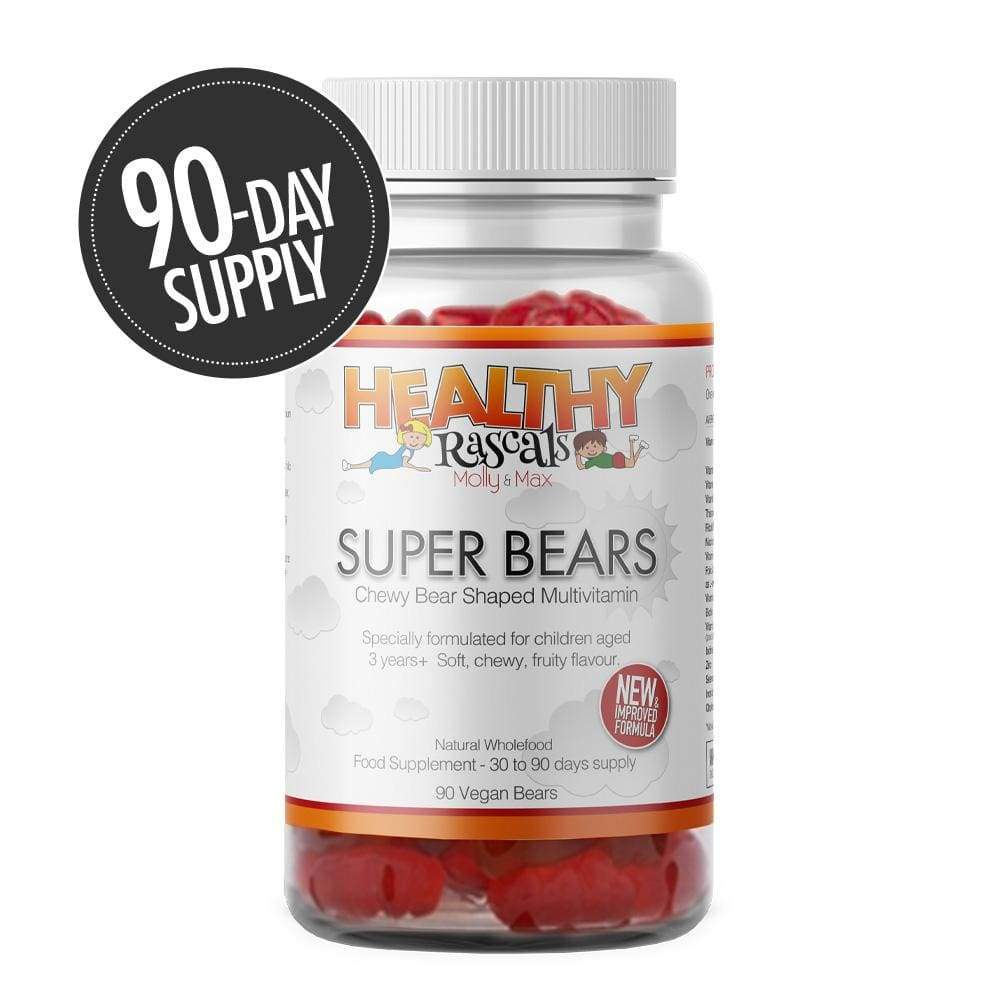 Super Bears (90 Jelly Bears) Super Bears (90 Jelly Bears) - 50% Off
