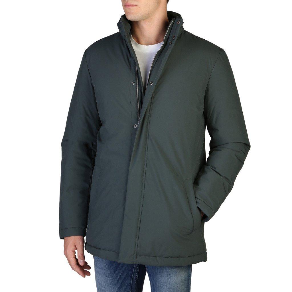 Geox Men's Jacket Green M8428NT2504 - green 52