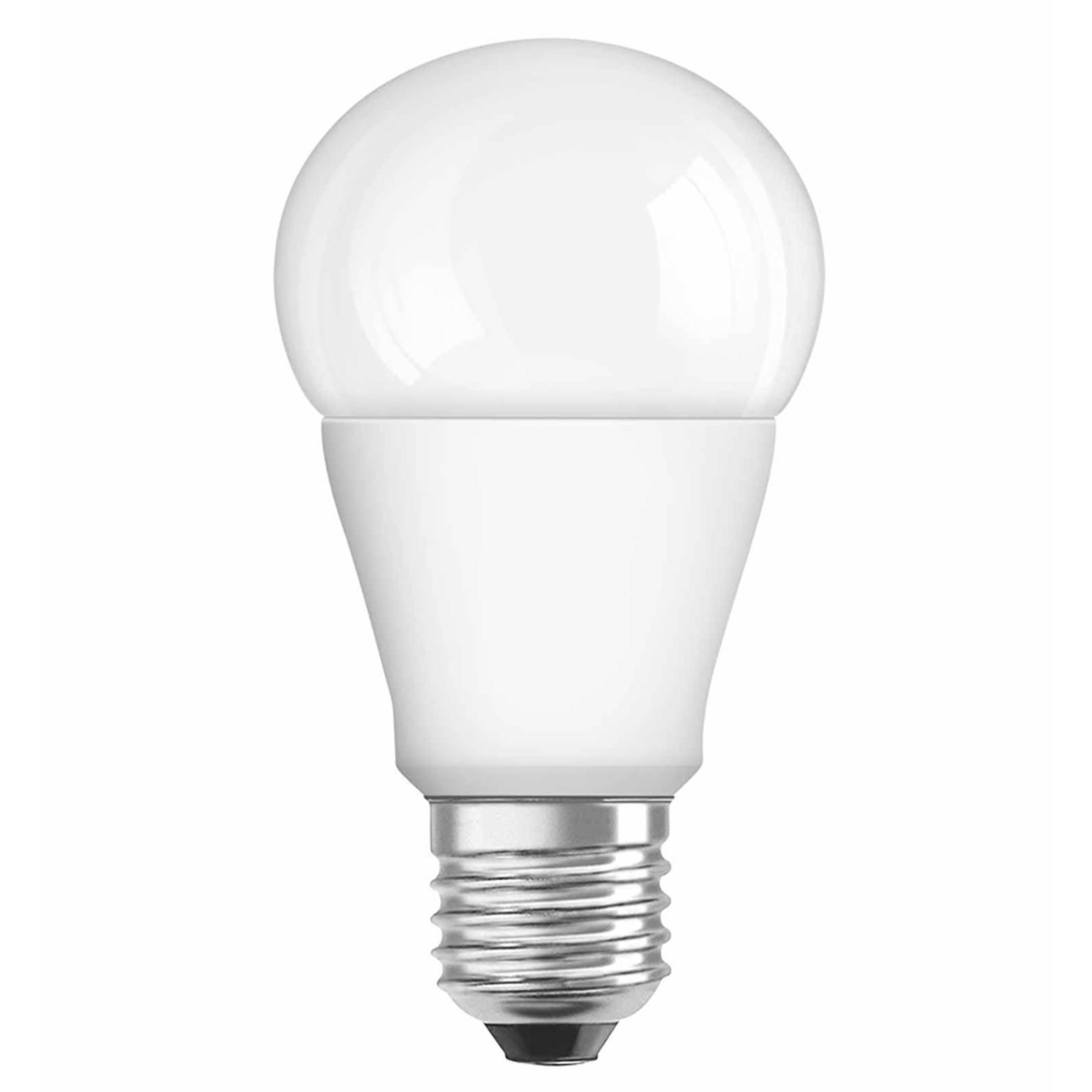 OSRAM-LED-lamppu Star matt E27 5,5W perusvalkoinen
