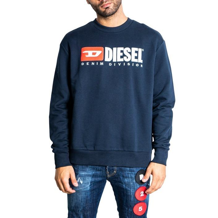Diesel - Diesel Men Sweatshirts - blue XL