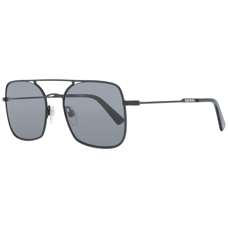 Diesel Unisex Sunglasses Black DL0302 5402A