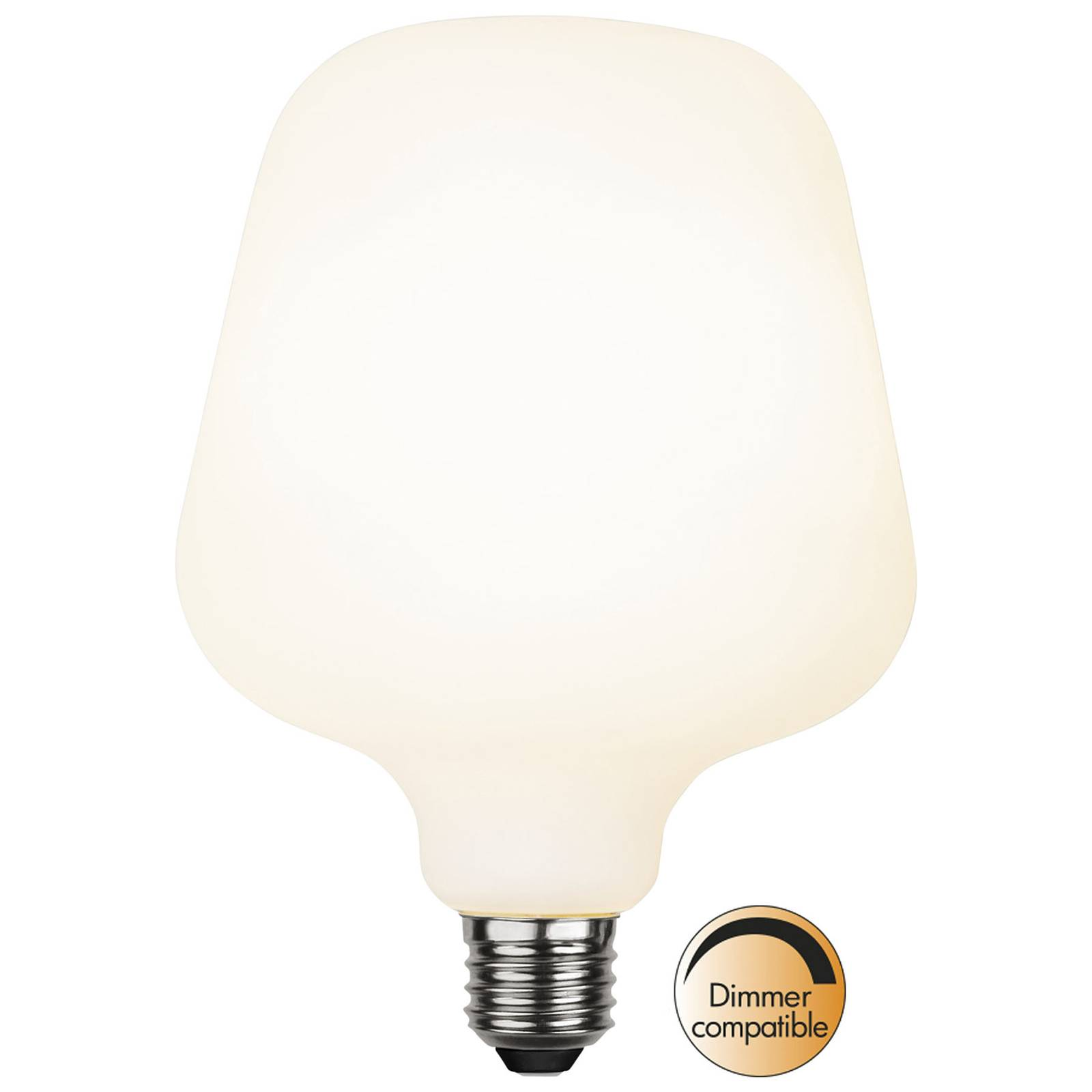 LED-lamppu E27 5,6 W 2 600 K, ST125 himmennys