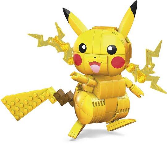 Mega Medium Pokémon - Pikachu