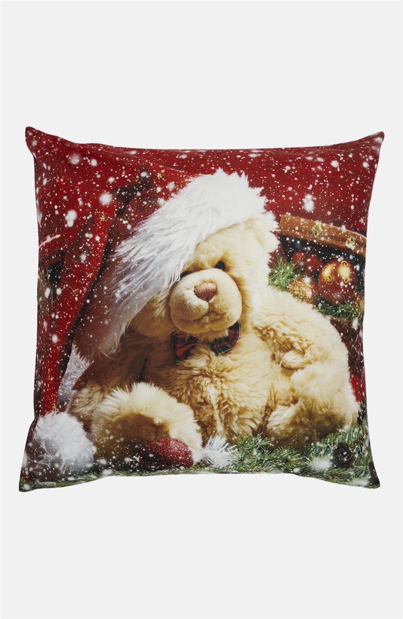 Tyynynpäällinen Teddynalle