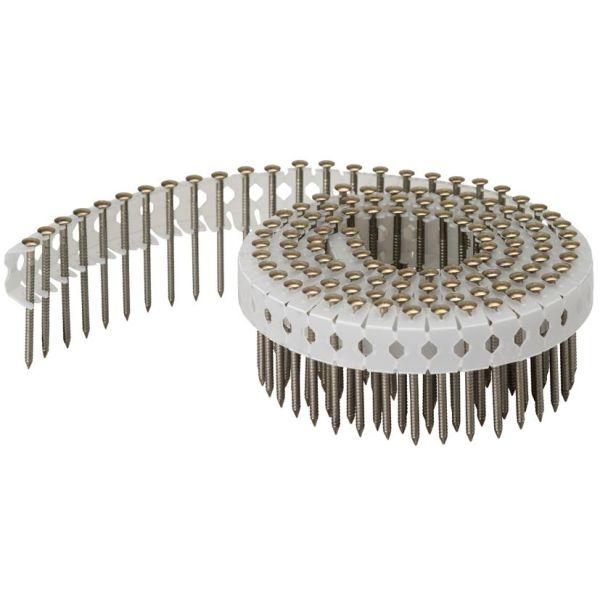 Paslode 140611 Spiker LCP65/LCP45 tynnmetall, GN 2,8 x 25 VFZ, 1200-pakning