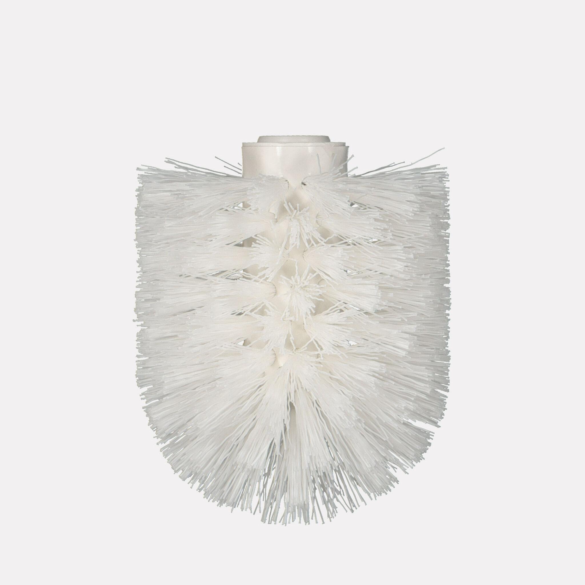 Toalettborst-huvud