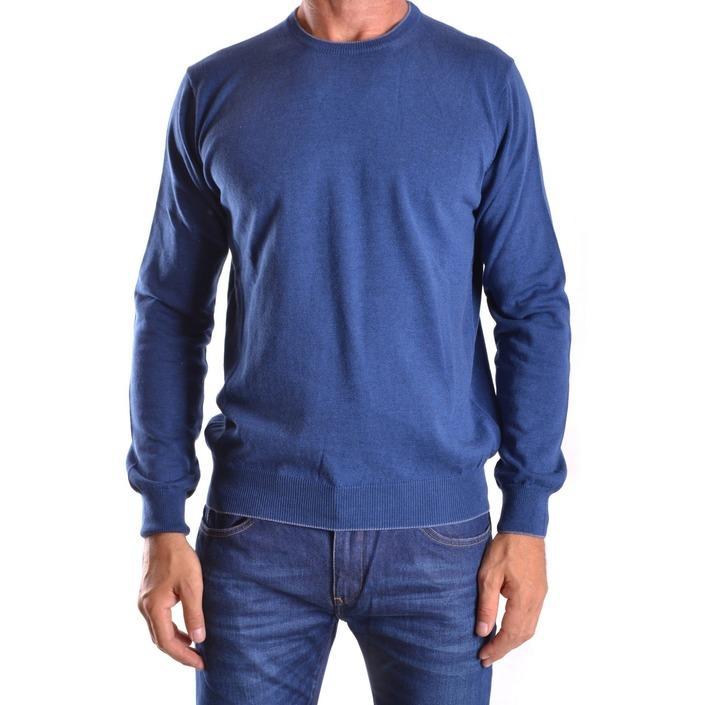 Altea Men's Sweater Blue 160726 - blue S