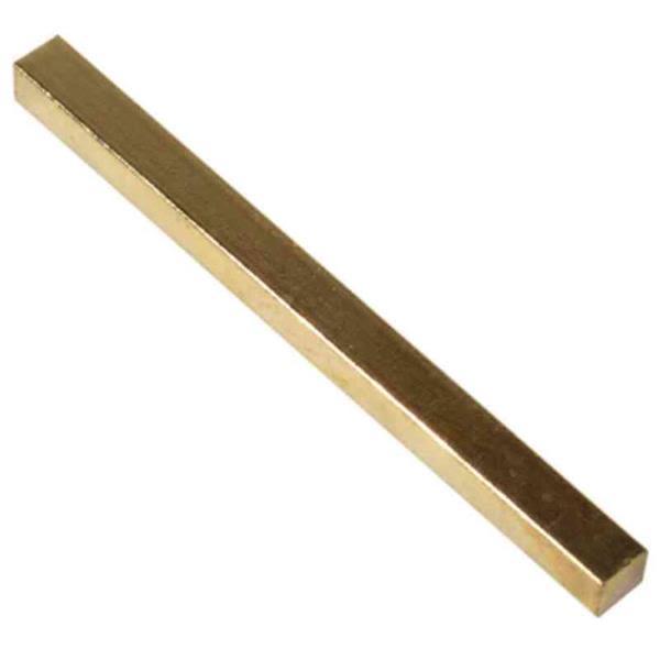ASSA 470516100057 Vridepinne 8 mm, forsinket 8 x 92 mm