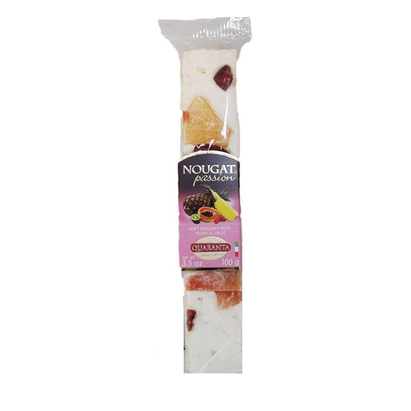 """Soft Nougat """"Tropical Fruit"""" 100g - 60% rabatt"""