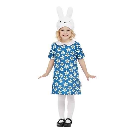 Miffy Barn Maskeraddräkt - 1-2 år