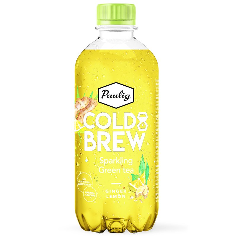 Sparkling Green Tea Teejuoma - 39% alennus