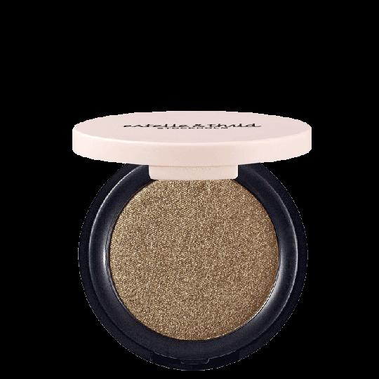 BioMineral Silky Eyeshadow Sparkling Caramel, 3 g