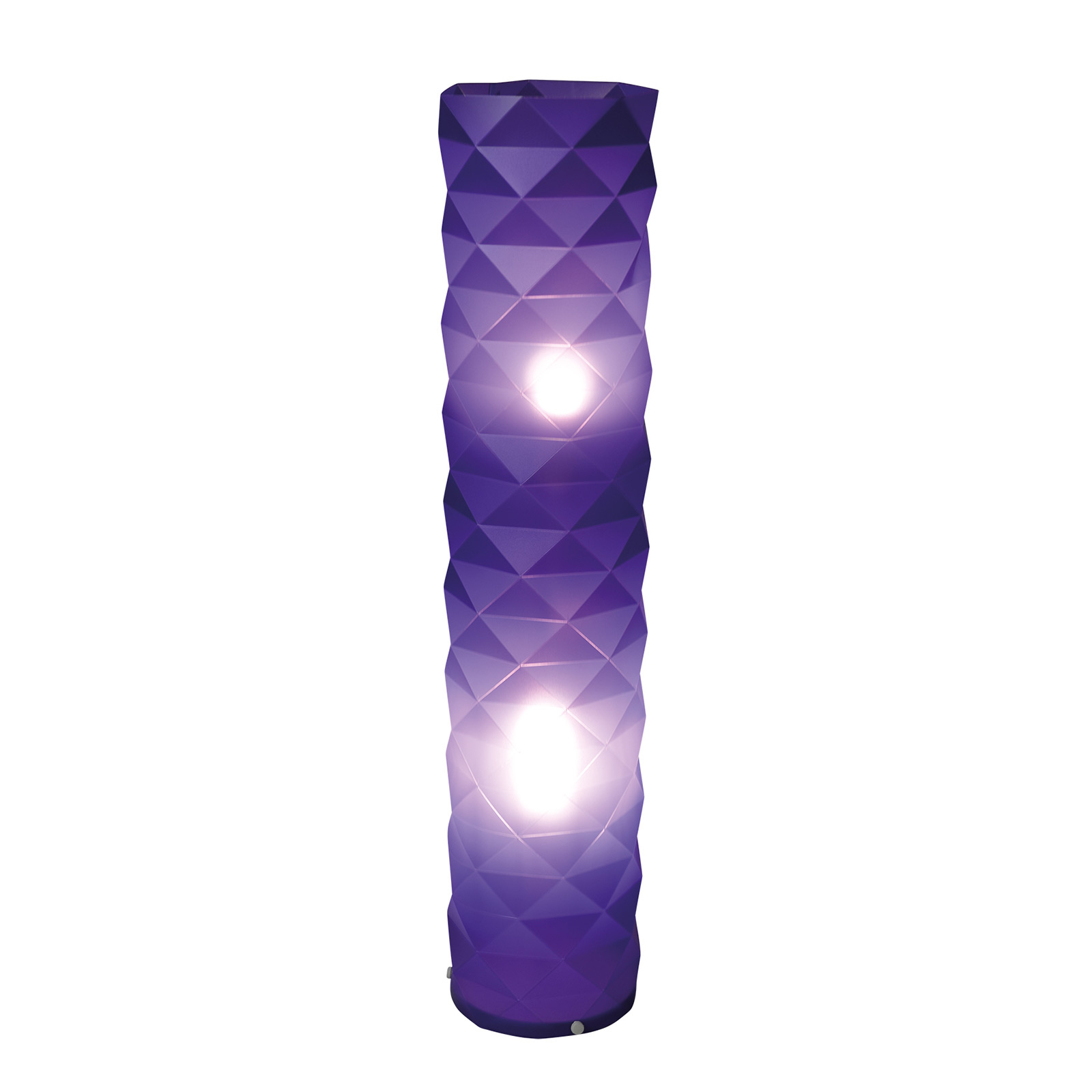 Lattiavalaisin Elia, violetti, jalkakytkin
