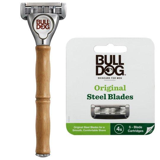 Original Bamboo, Bulldog Ihonhoito