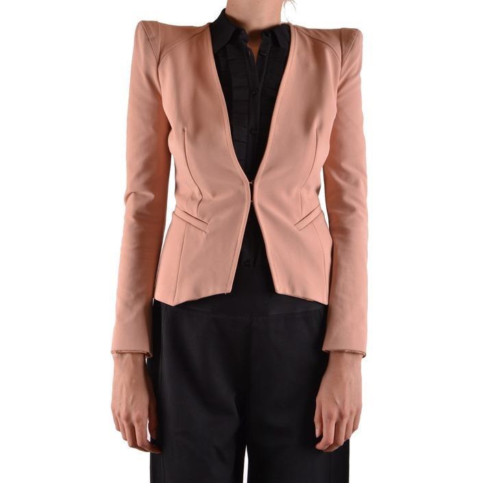 Elisabetta Franchi Women's Blazer Beige 161243 - beige 42