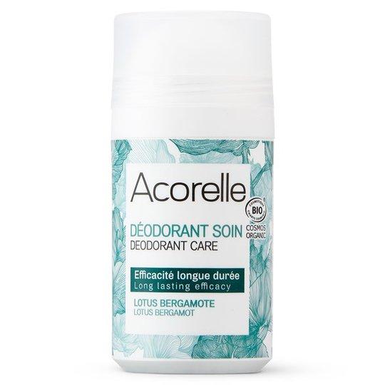Acorelle Deodorant Care Lotus Bergamot, 50 ml