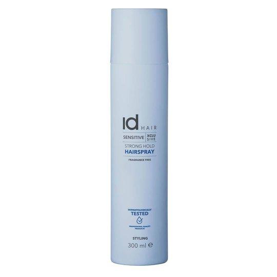 Sensitive Xclusive Strong Hold Hairspray, 300 ml IdHAIR Muotoilutuotteet