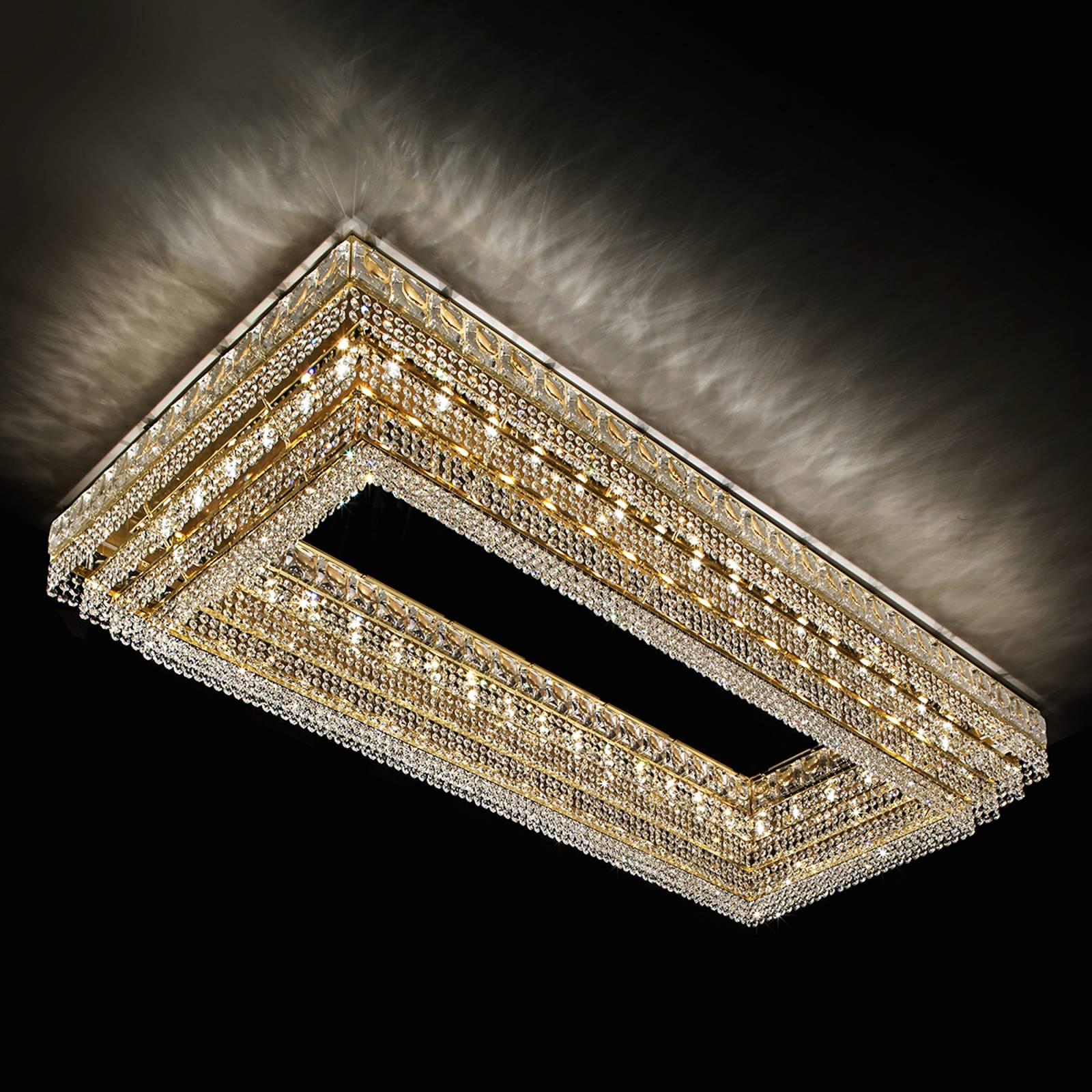 Habsburg – säihkyvä kattovalaisin