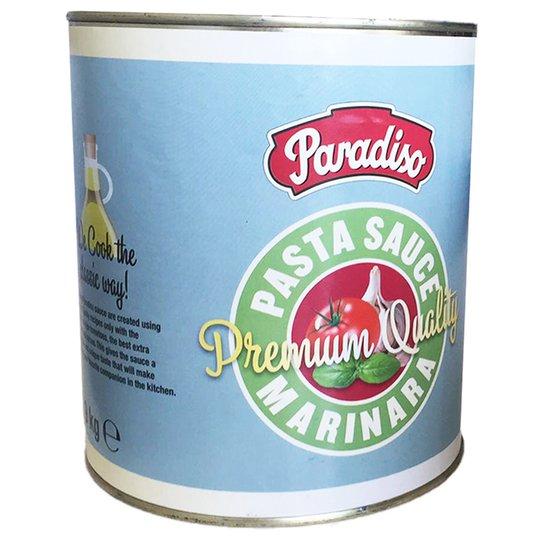 """Pastasås """"Marinara"""" 2,9kg - 58% rabatt"""