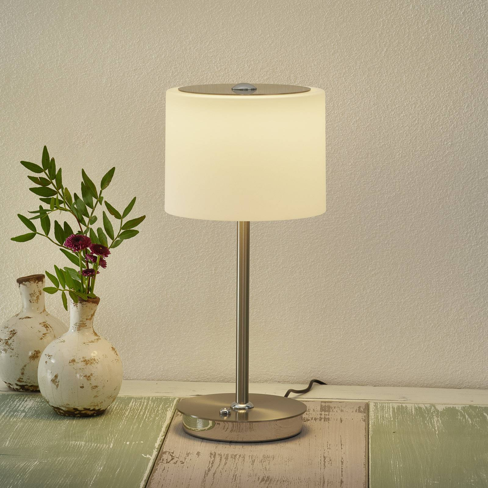 BANKAMP Grazia -LED-pöytälamppu, ZigBee