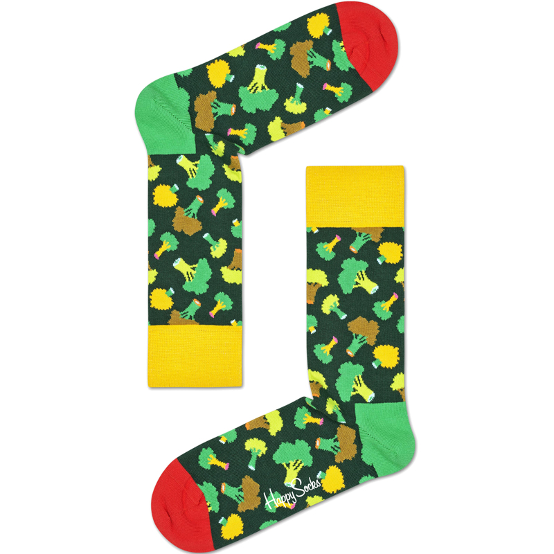 Broccoli Sock Stl 36-40 - 40% rabatt