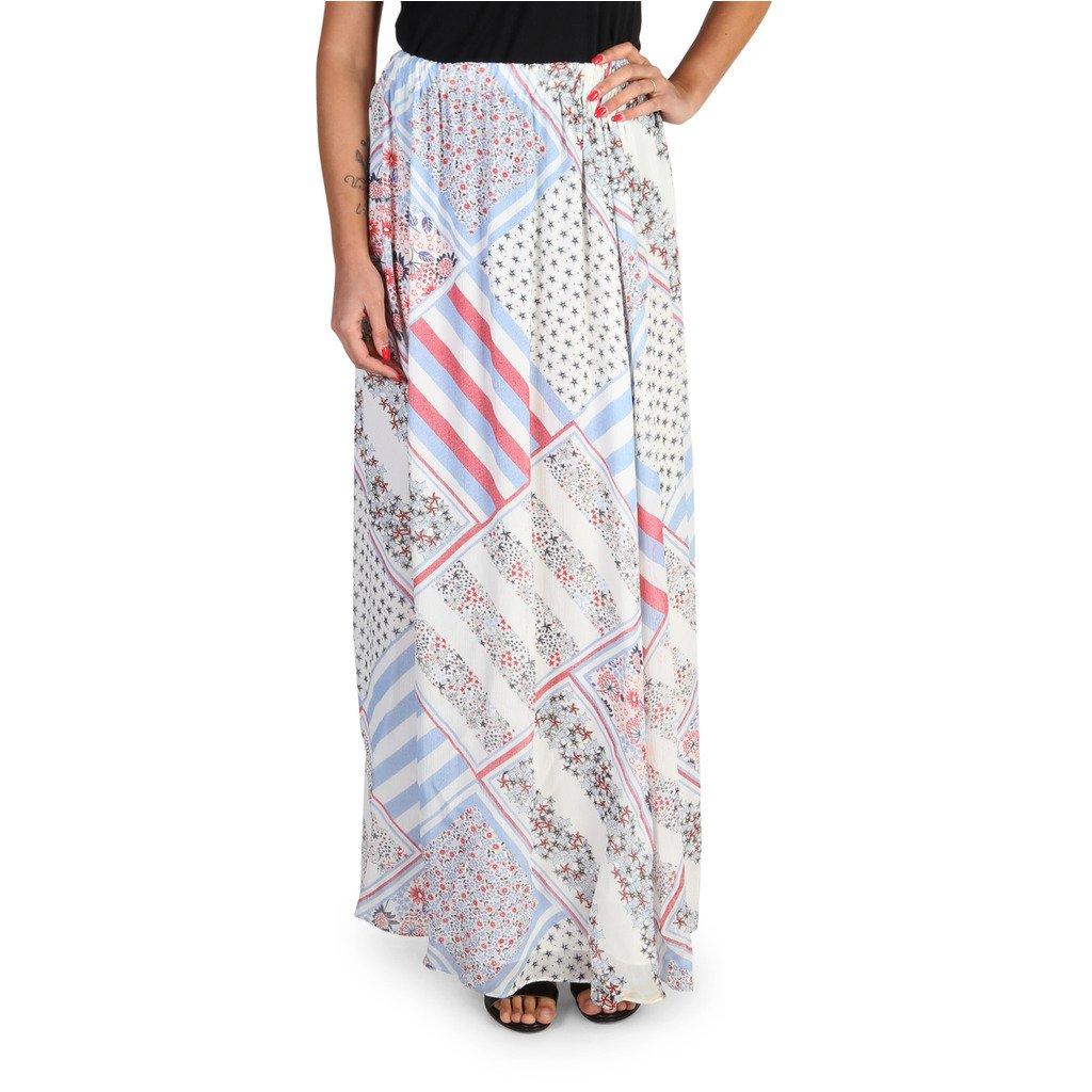 Tommy Hilfiger Women's Skirt White WW0WW18337 - white 2