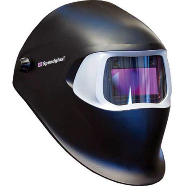 3M Speedglas Black 100V Sveisehjelm