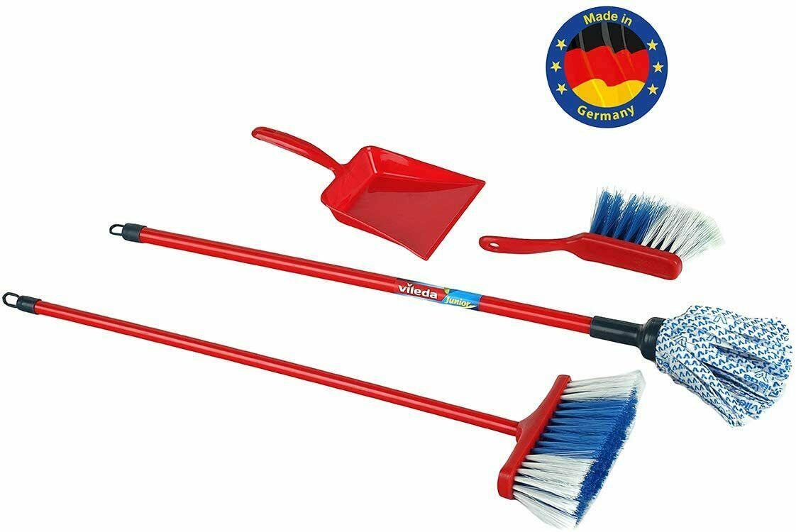 Klein - Vileda - Mop and Brush Set (KL6706)