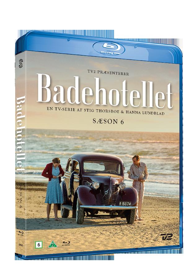 Badehotellet Sæson 6 - Blu Ray
