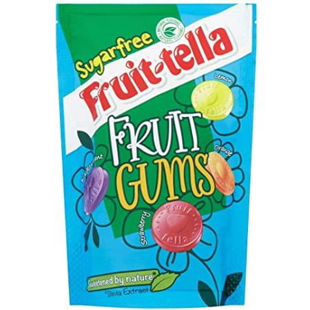 Fruittella Sugarfree Fruit Gums 90g