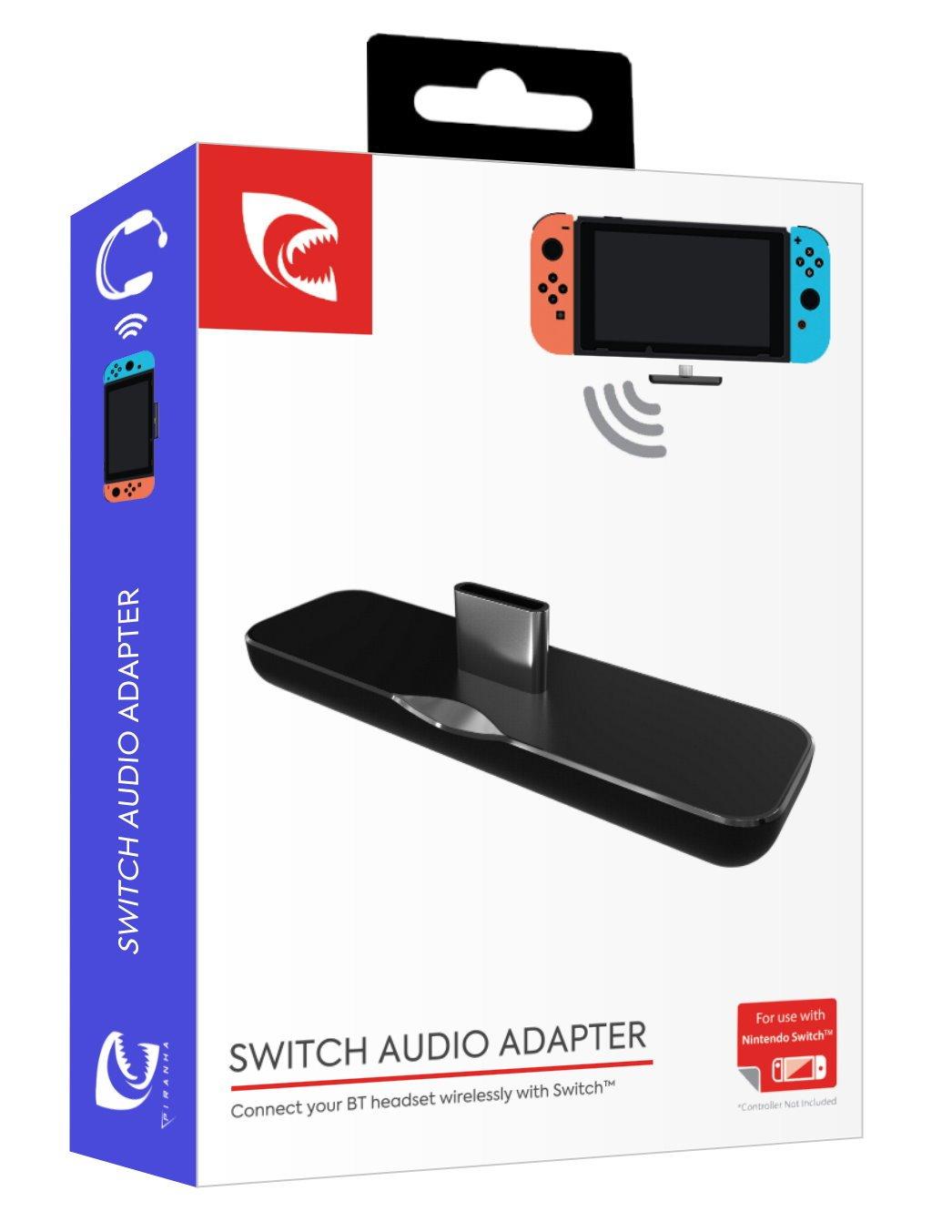 Piranha Switch Audio Adapter
