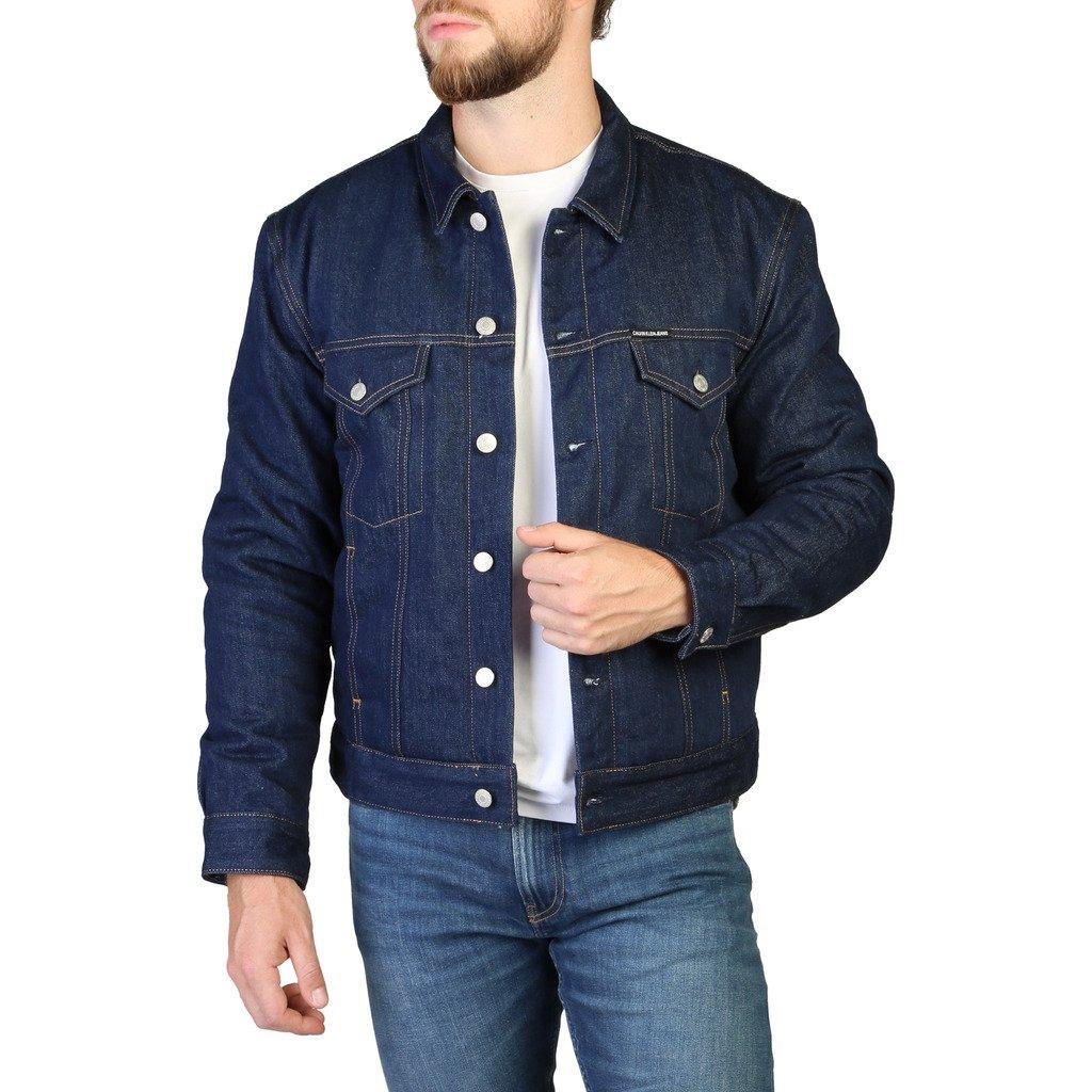Calvin Klein Men's Jacket Blue 349327 - blue XS