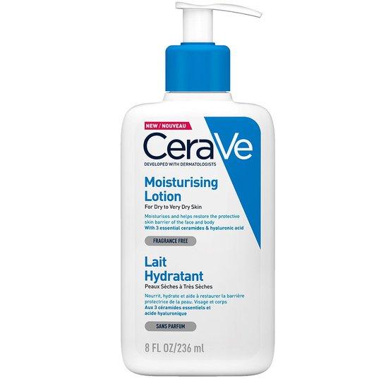 Moisturising lotion (travelsize), 236 ml CeraVe Vartaloemulsiot
